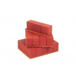 WSI 12-1002 Bricks Red