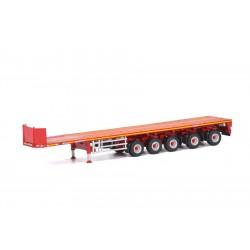 WSI 04-1173 Ballasttrailer